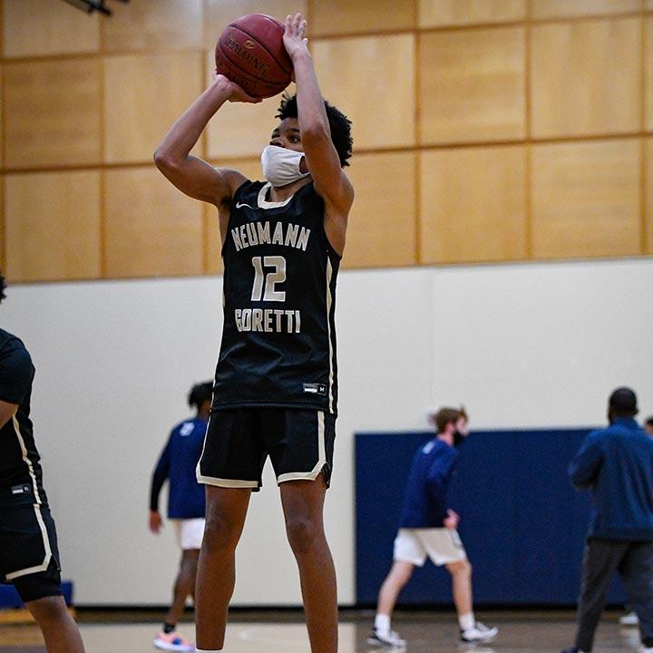 Khaafiq Myers Basketball Player Neumann-Goretti