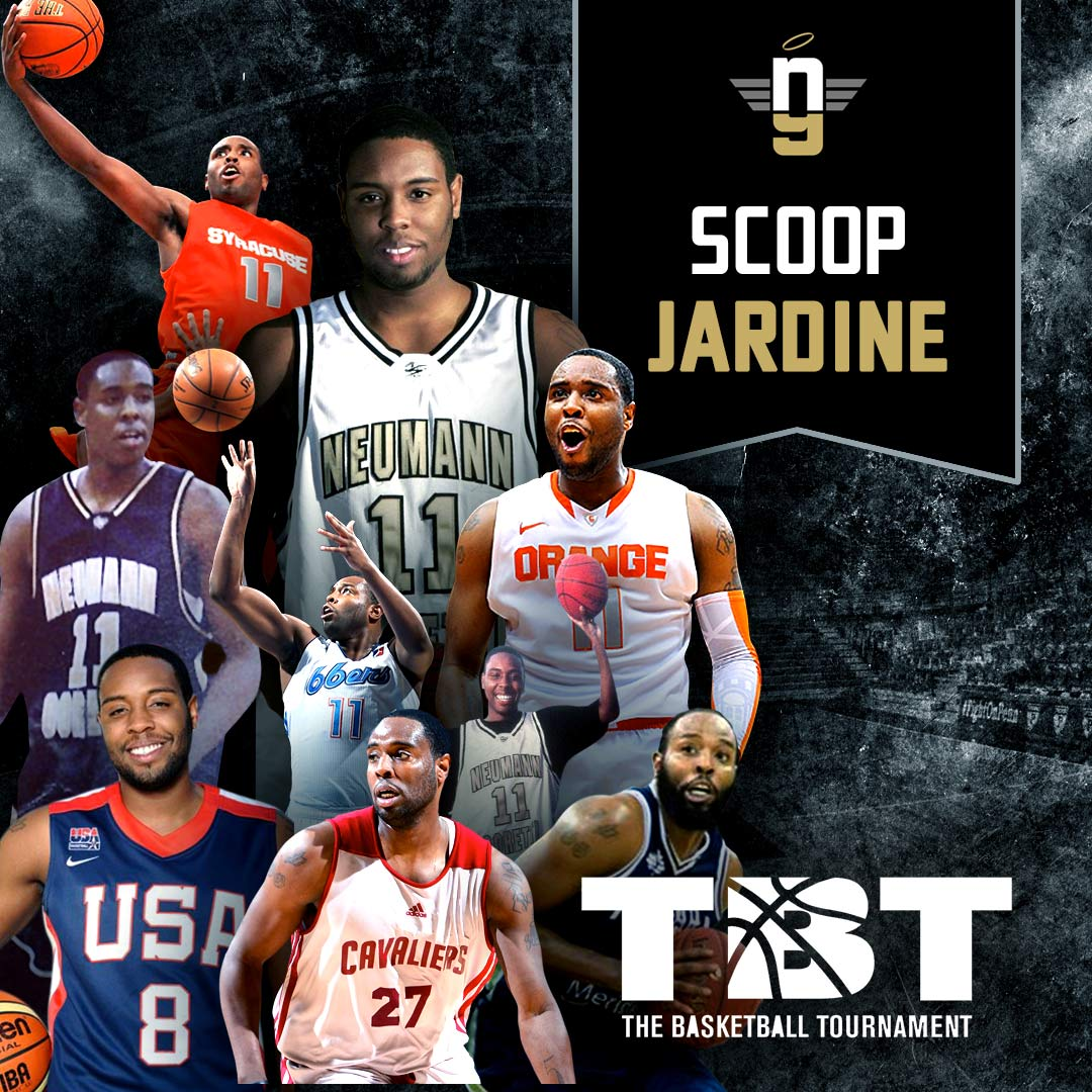 Scoop Jardine TBT 2021-The Basketball Tournament