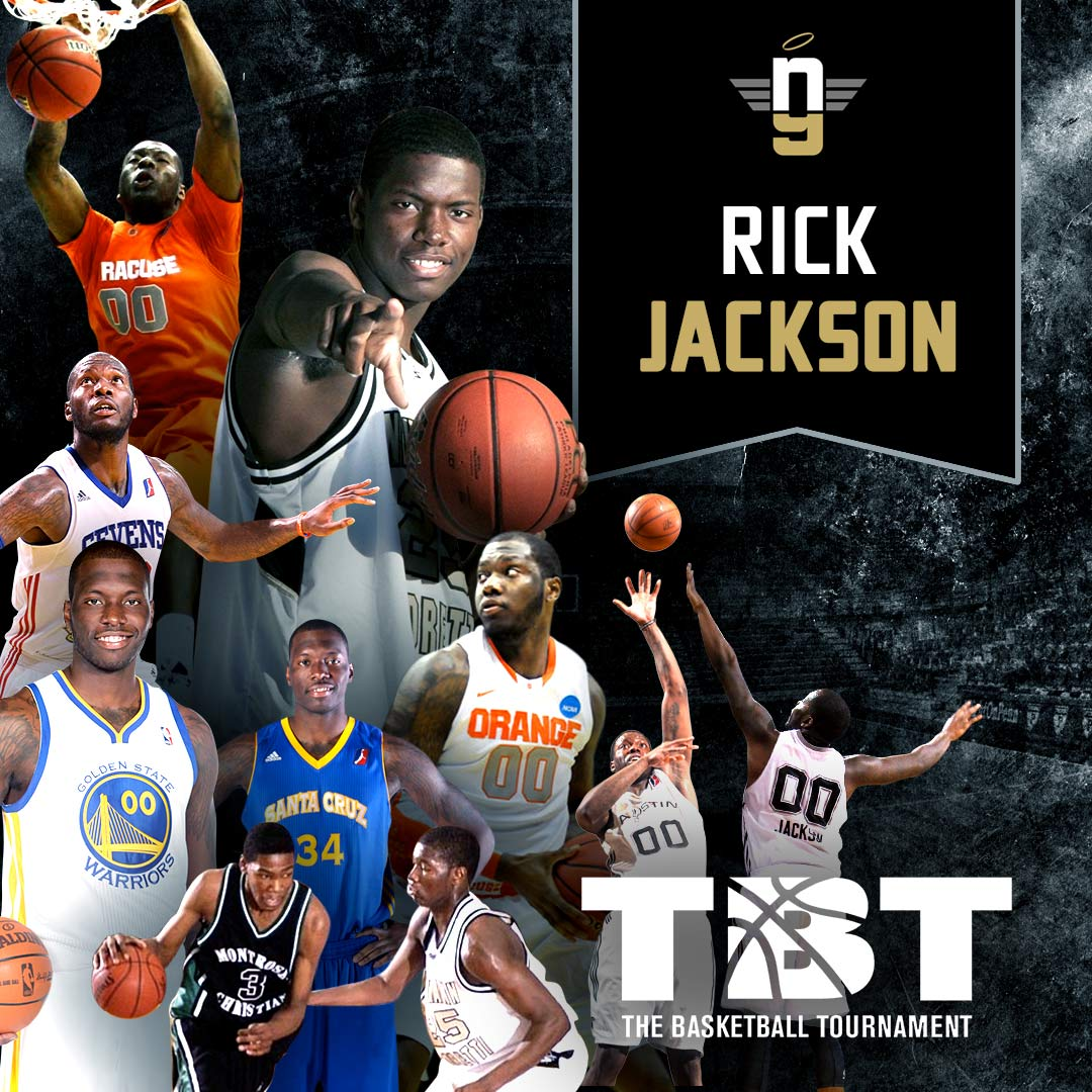 Rick Jackson TBT NG Saints
